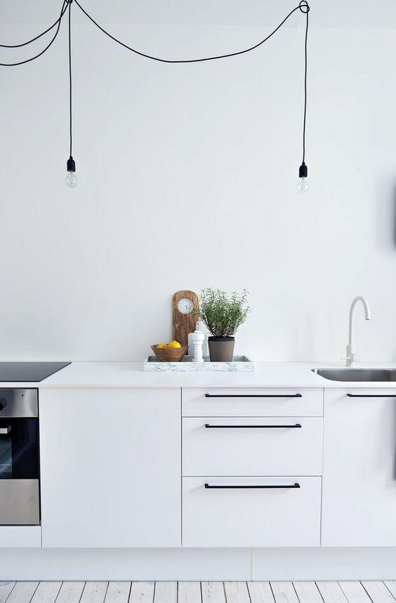 Billedresultat for arkitektlamper køkken