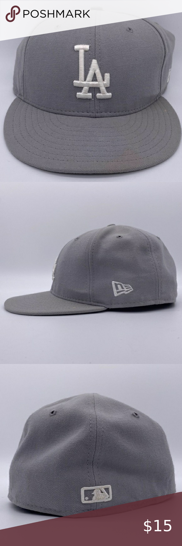3 For 20 Sale Mlb La Dodgers Fitted Hat 7 1 4 Fitted Hats La Dodgers 20 Sale
