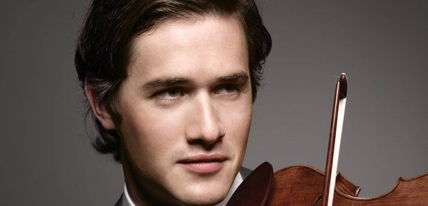 Charlie Siem, one of the UK's brightest classical stars
