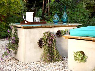 masetas | Proyectos que intentar | Pinterest | Juegos para jardin ...