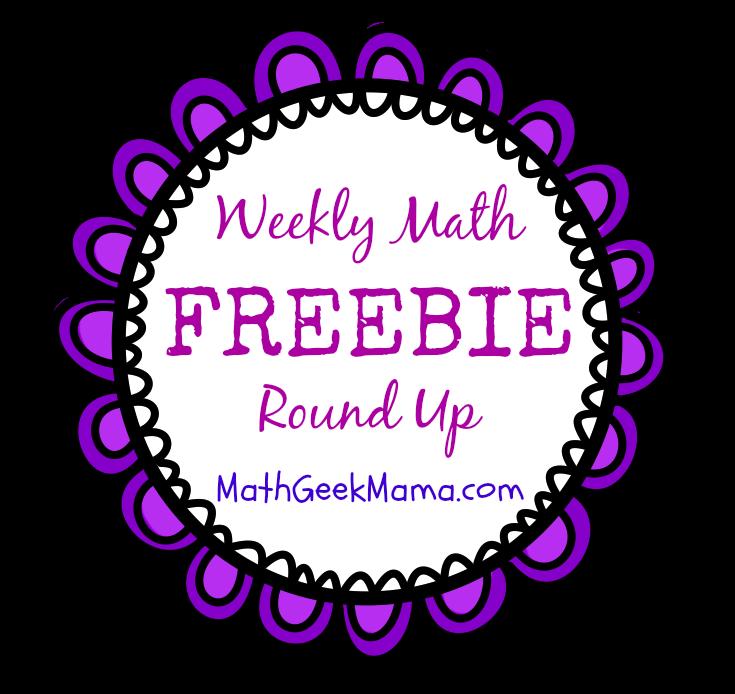 Math Freebie Round Up | Math, Free math and Homeschool math