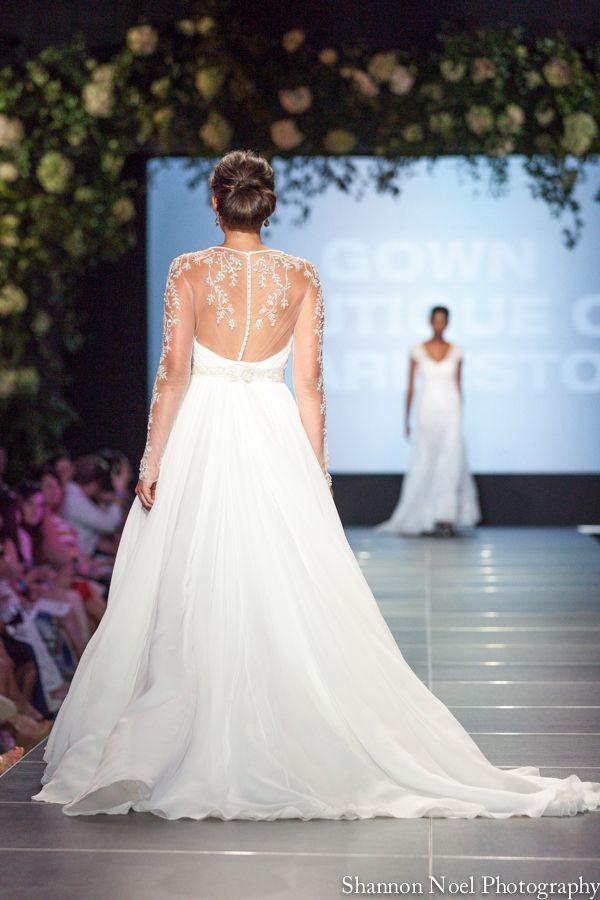 Charleston Fashion Week Bridal Show Gown Boutique Of Charleston