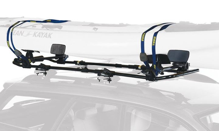 How To Install Kayak Roof Racks  Unless you live right on the water, a kayak roof rack is integral if you're into the sport. There are several important components to keep in mind when it comes to choosing and installing a kayak rack that's fitting for your ride.