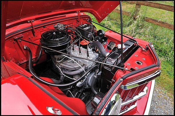 Willys Jeep Engine Conversion