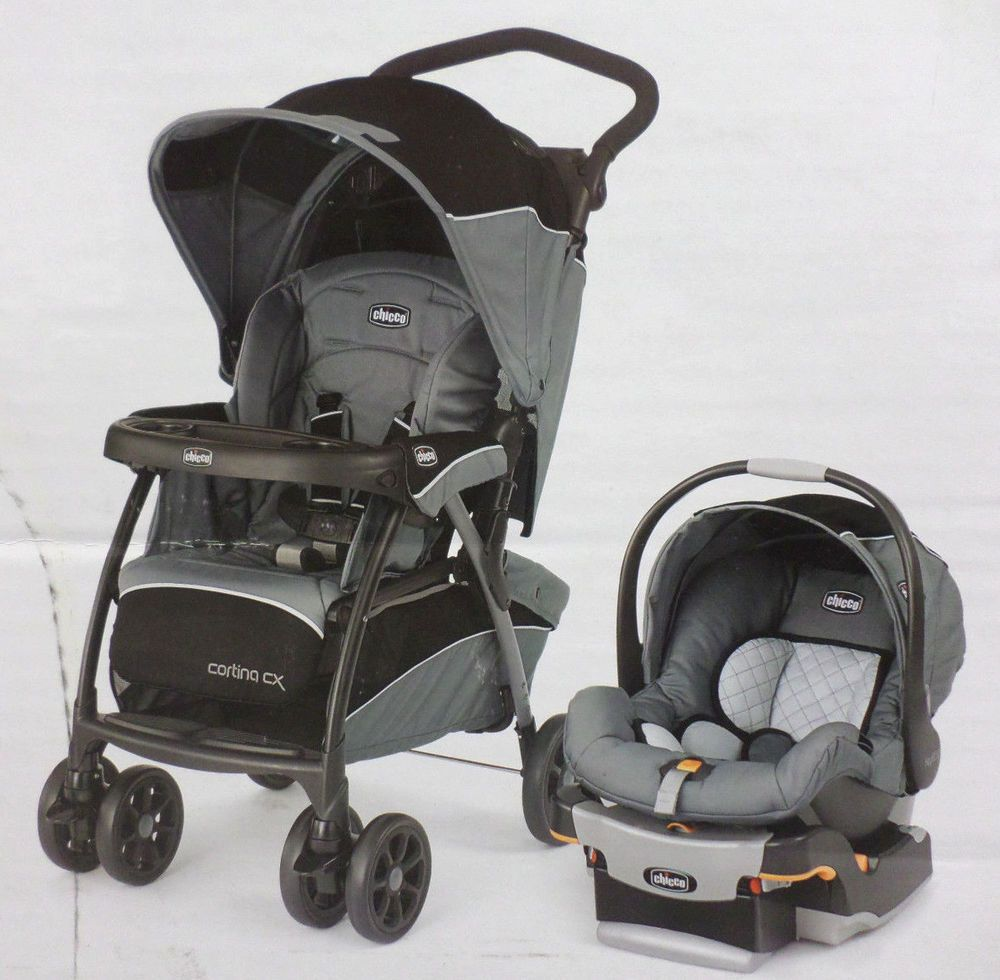 Pram Stroller Latest Pram Stroller Pramstroller Prambabystroller Chicco Cortina Cx Baby Trave With Images Travel Systems For Baby Baby Strollers Travel System Stroller
