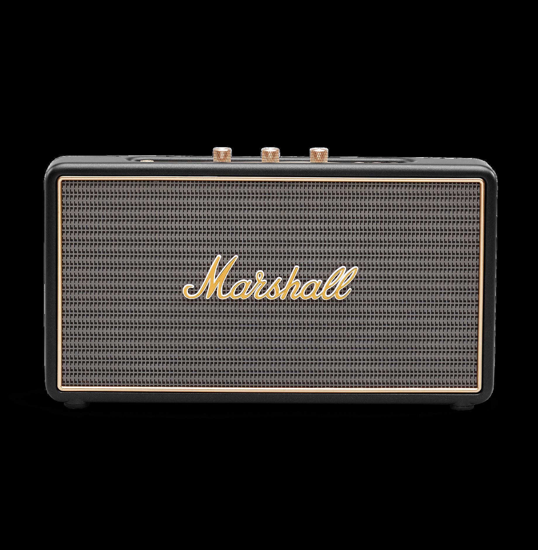 Gold//Black Stockwell Portable Bluetooth Speaker Marshall