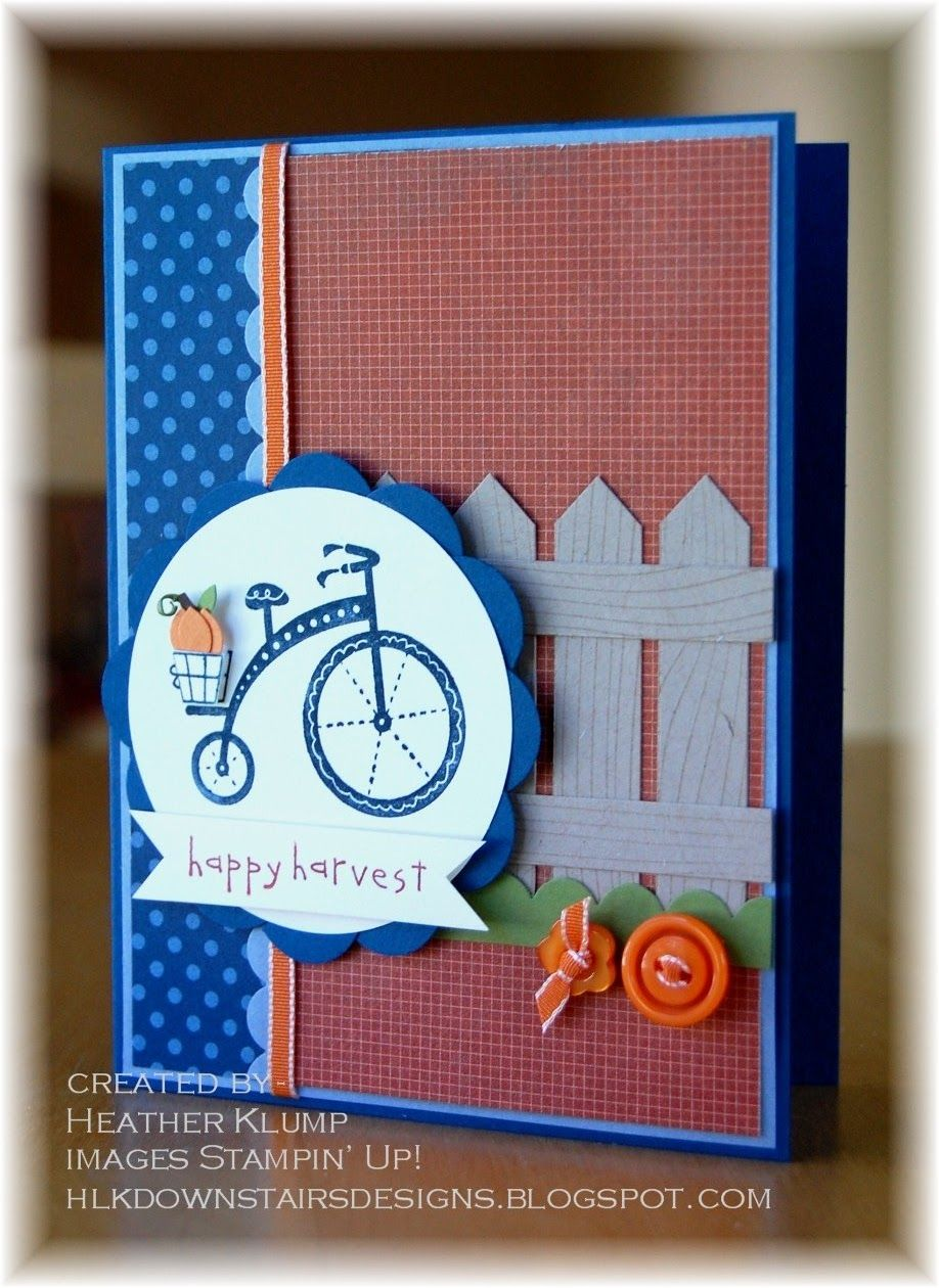 Stampin up card by heather klump at downstairs designs stampin stampin up card by heather klump at downstairs designs kristyandbryce Image collections