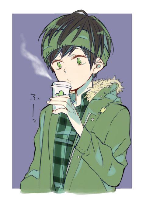 Bl松 Matsulog 梶のイラスト イラスト かわいいアニメの少年 おそ松さん自分絵