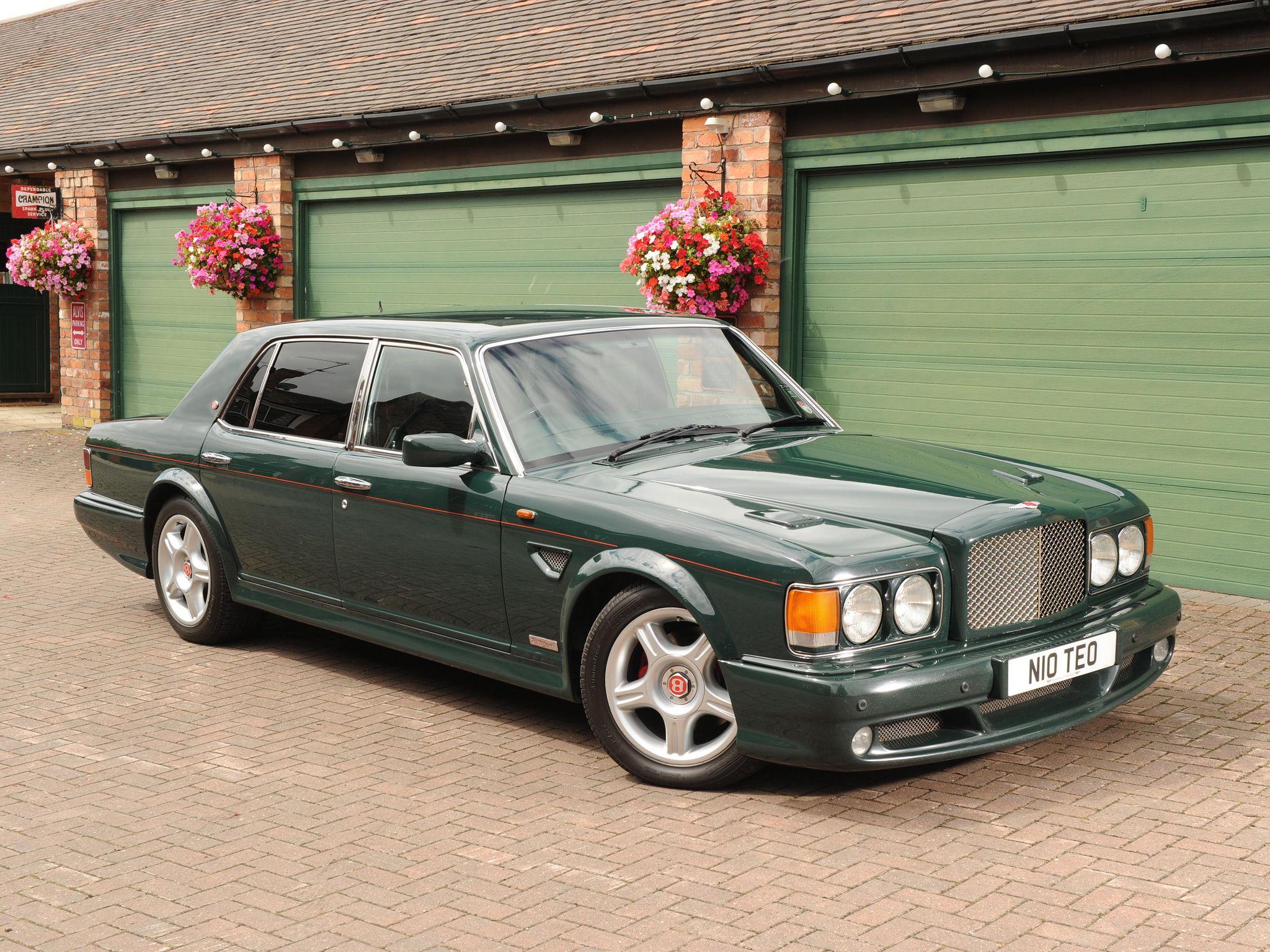 Bentley Turbo Rt Mulliner Bentley Car Bentley Bentley Motors