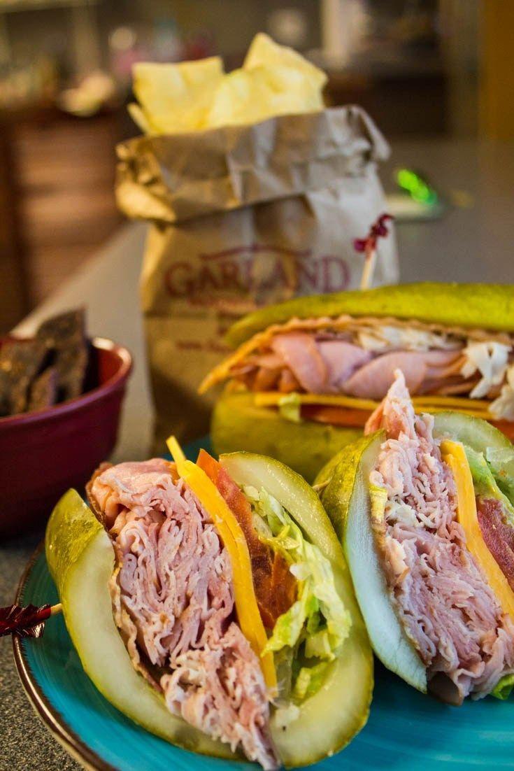 Garland sandwich shop spokane the big dill big dill