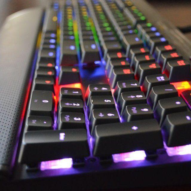 Gaming K65 Rgb Keyboard By Corsair Vengeance