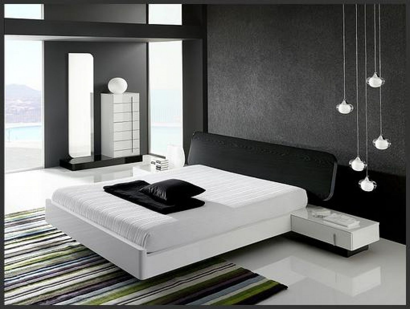 Black And White Bedroom Ideas Schlafzimmer inspirationen