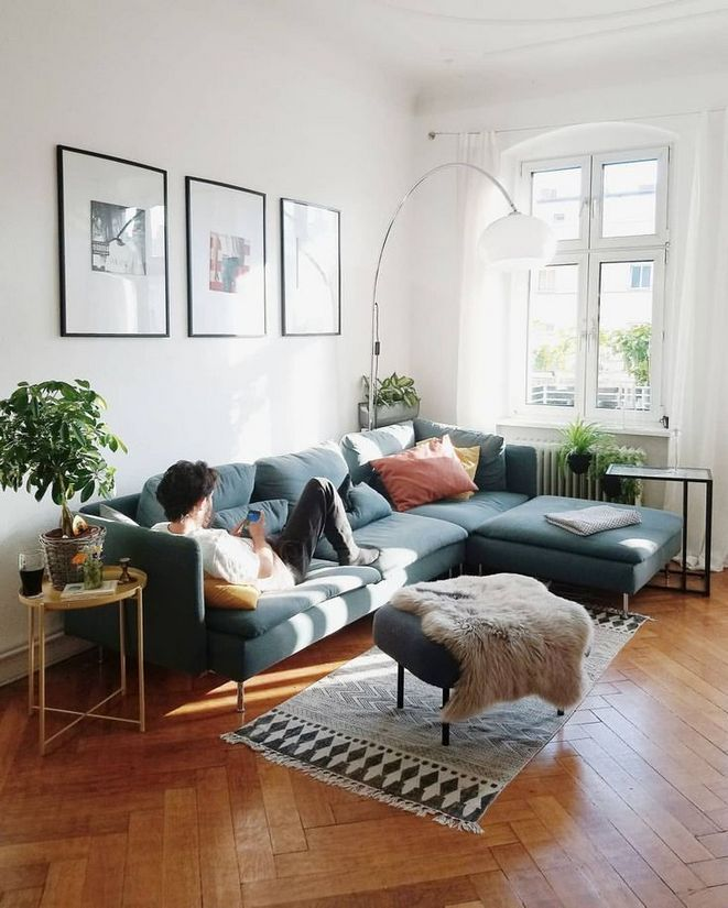 40+ The New Fuss About Green Sofa Living Room images