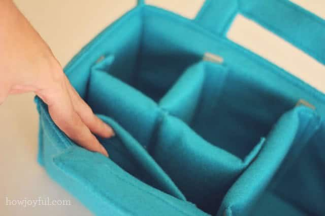 DIY Camera Insert: Safely carry your gear inside any bag (tutorial)
