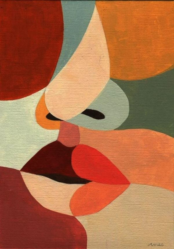 Abstract Painting Easy Acrylic Painting Ideas On Canvas Easy Acrylic Painting Ideas Easy Painting Idea Small Canvas Art Art Inspiration Diy Canvas Art