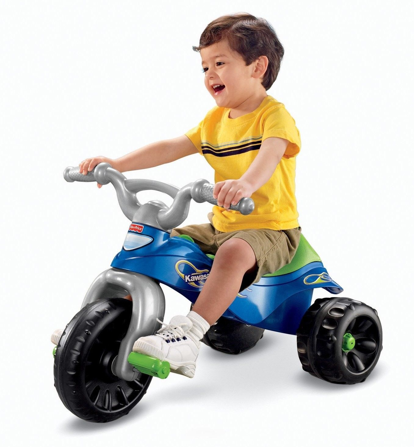 tricycles for 3 year olds boys Kawasaki Tough Trike cool toys for
