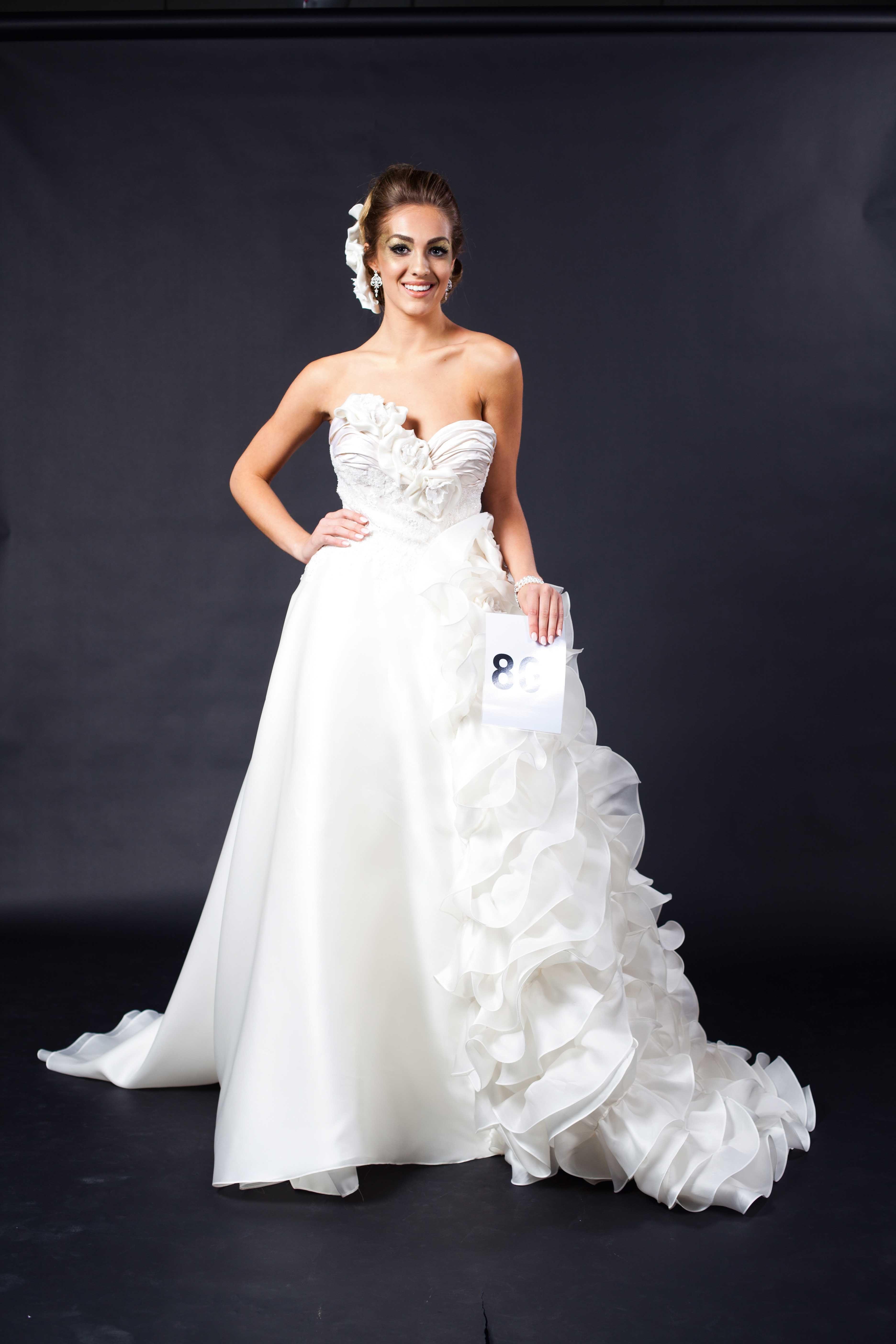Leonard Derecourt Designer Queensland Brides Design Awards Designer Wedding Gown Bridal Inspiration Bride Wedding