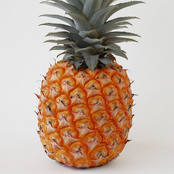 Uses for the scraps leftover after peeling a pineapple.