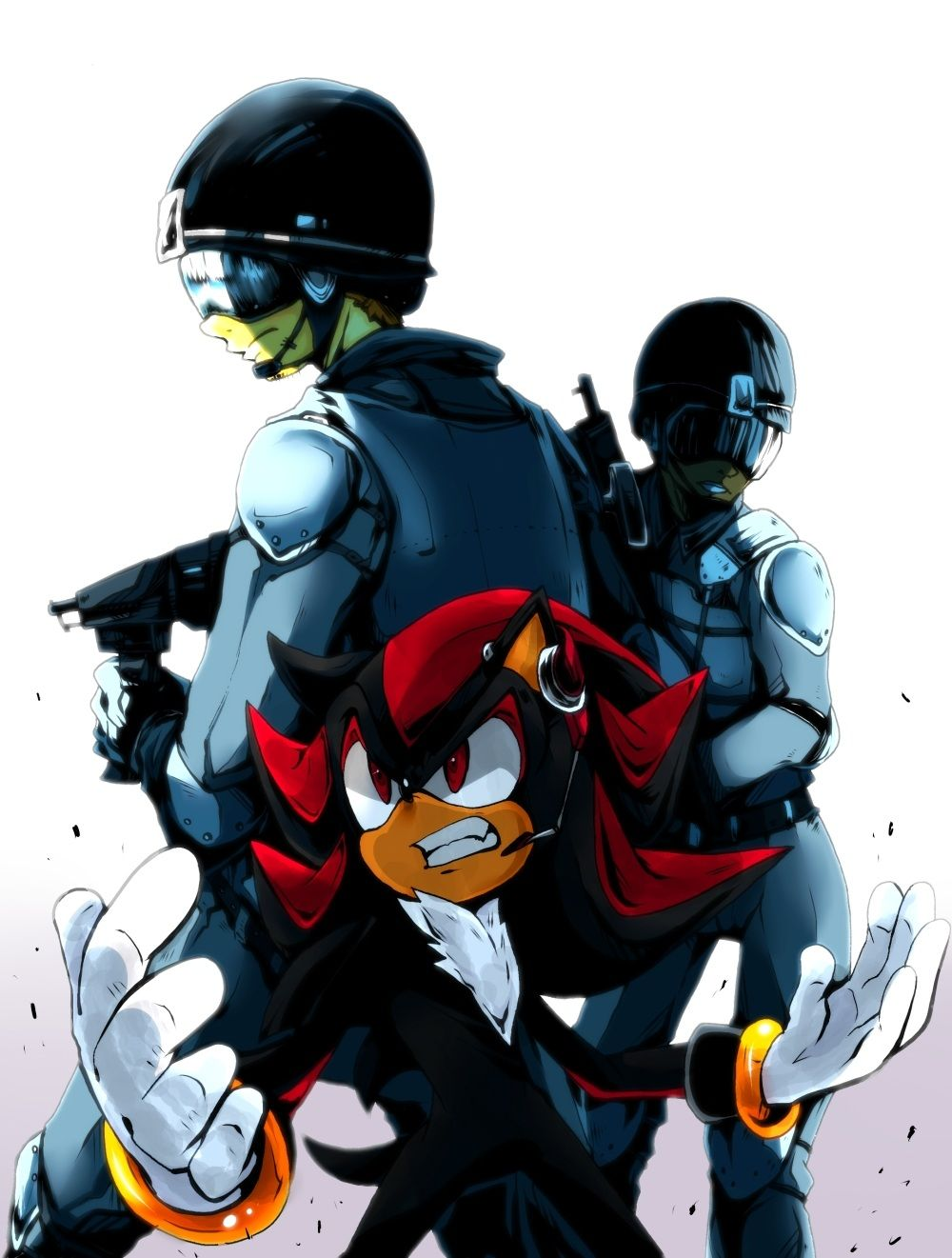 807947 Jpg 1000 1321 Shadow The Hedgehog Sonic And Shadow Sonic