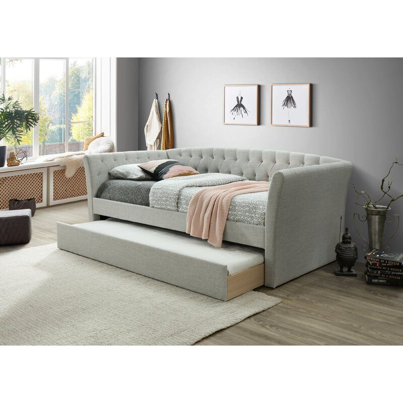 Kenilworth Twin Daybed With Trundle In 2020 With Images Twin