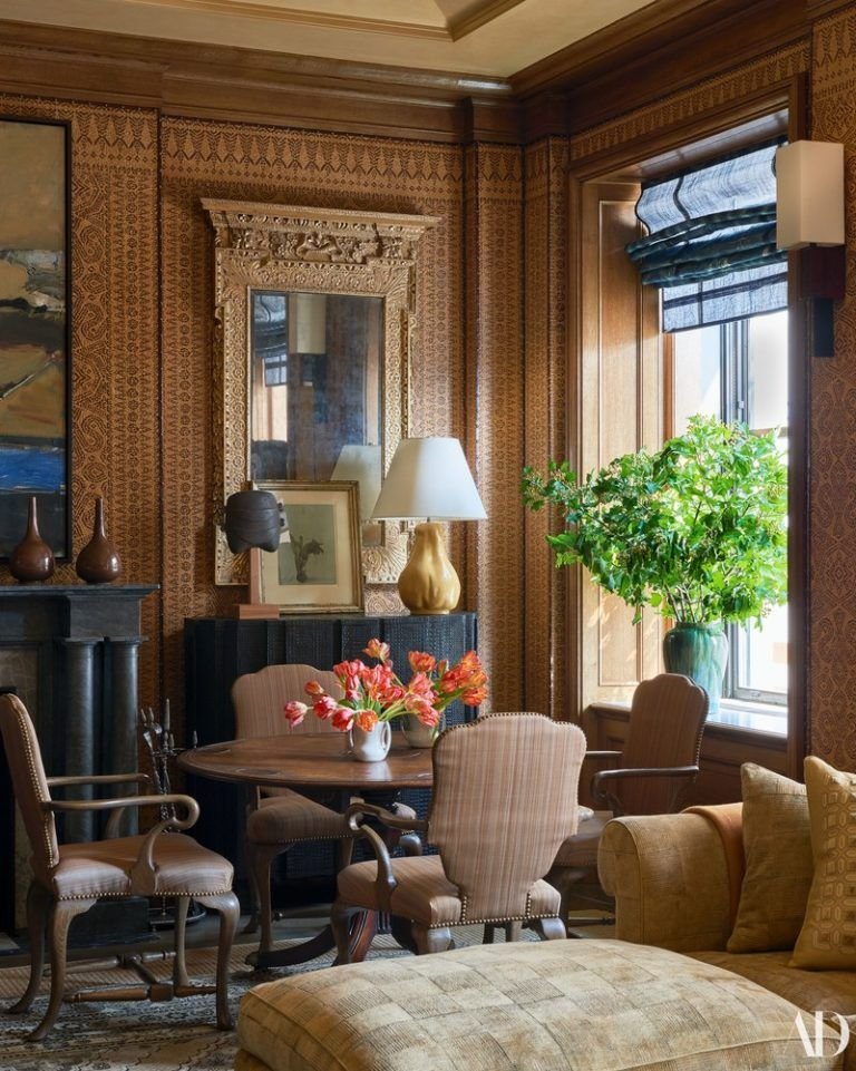Habitually Chic The Chicest Apartment By Michael S Smith