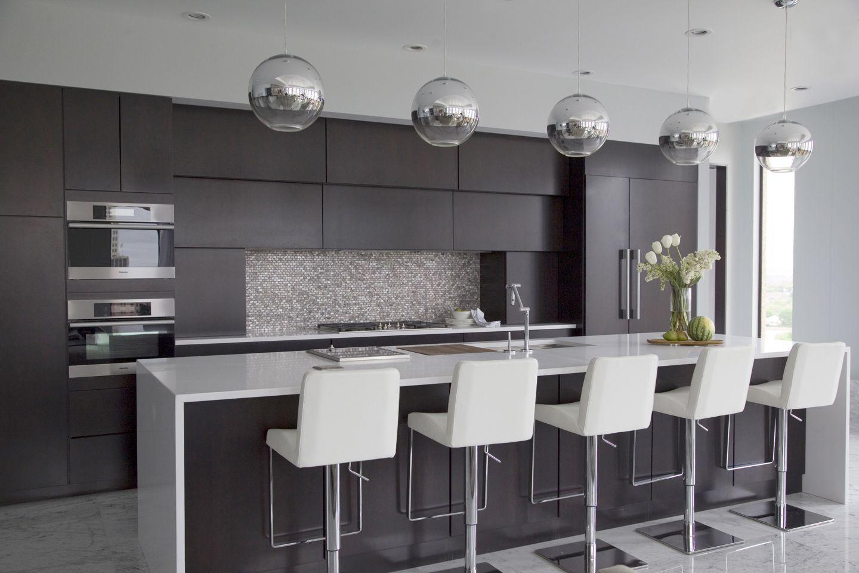 Kitchen  Modern  Kitchen  Images by Threshold Goods Design LLC