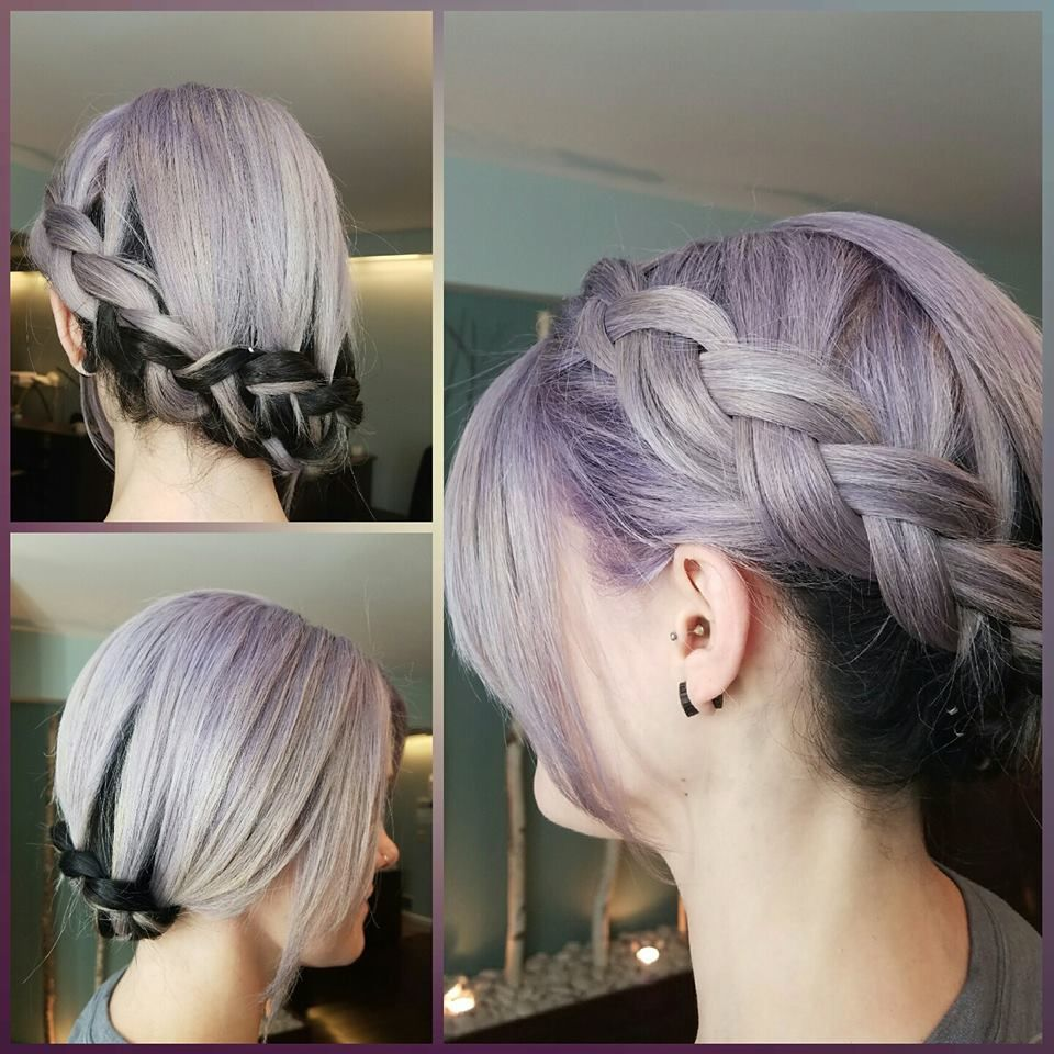 Lavender Storm By Katie At Radura Salon And Spa In Manchester Nh