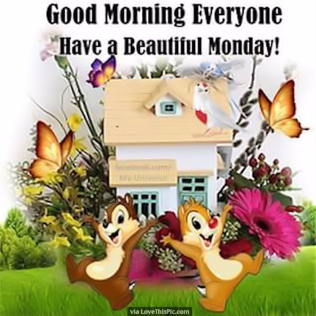 Good Morning Everyone In Afrikaans : Good morning everyone have a beautiful monday marilyn