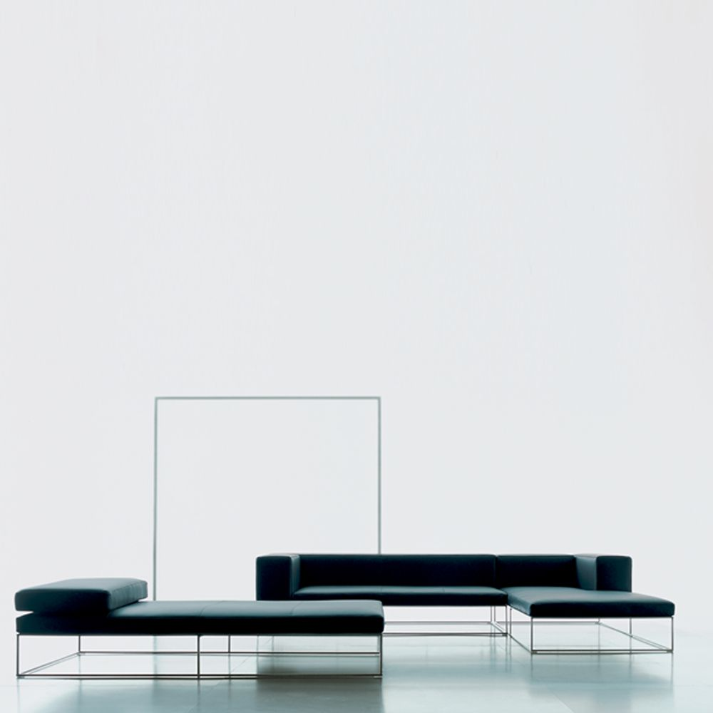 Piero Lissoni, Living Divani, Ile Sofa | Living rooms | Pinterest ...