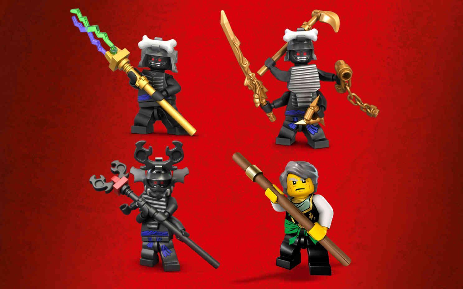 Sensei garmadon characters ninjago les lego - Sensei ninjago ...