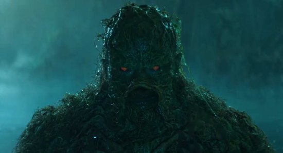 Check out the teaser for the Swamp Thing TV show #swampthing