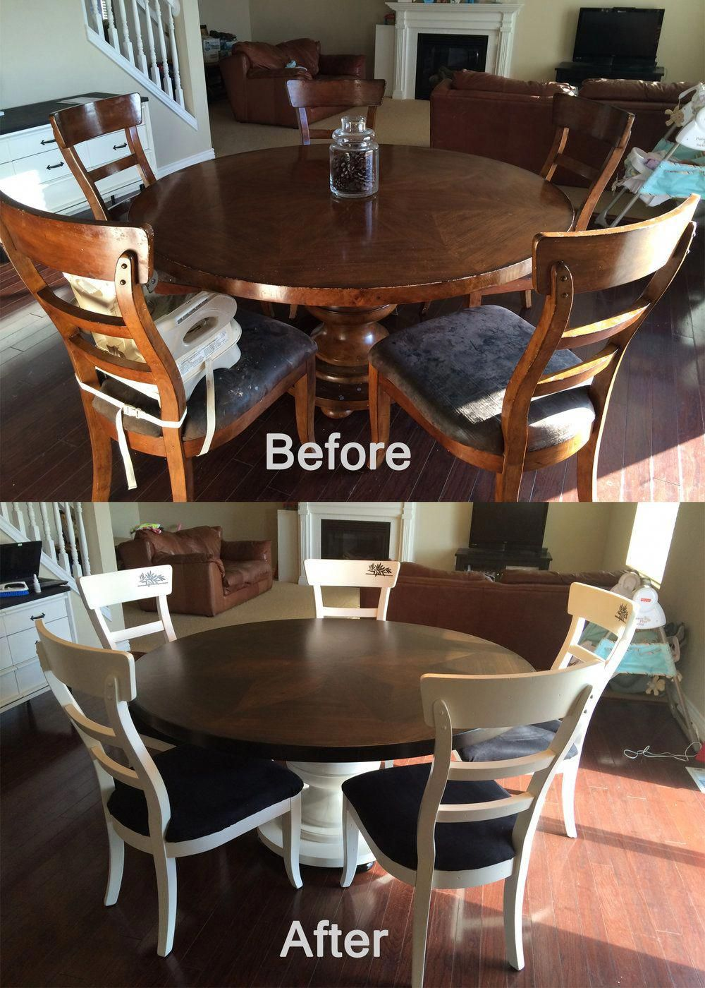 Adirondack Chair Plans Free Musicalchairs Kitchen Table Makeover Kitchen Table Chairs Refurbished Kitchen Tables