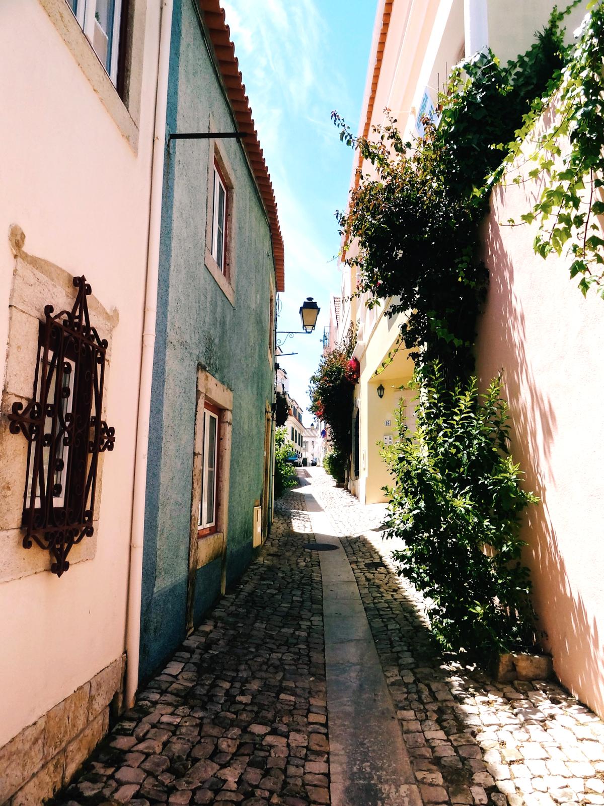 Cascais Portugal Www Hellolaroux Com Portugal Lisbonne Excursion