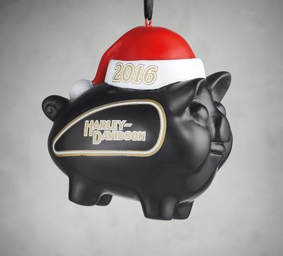2016 Hog Ornament Even If There Is No Hog Under Your Tree