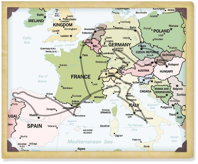 Road Map Of France And Italy.Map Of Switzerland France And Italy Yahoo Image Search Results