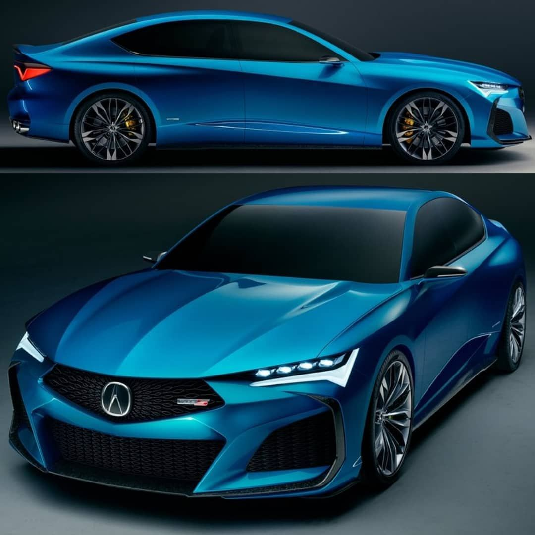 Hot Road News Sur Instagram : Acura Type S Concept (2019