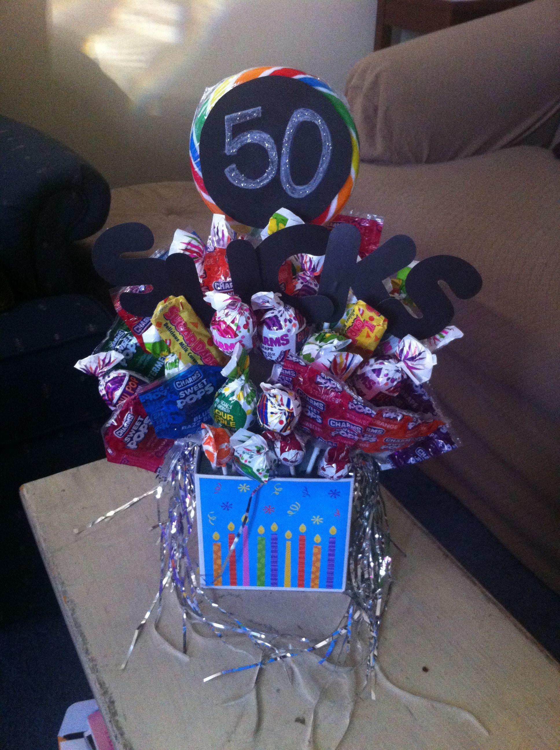 50th birthday present! 50th birthday, 50th birthday