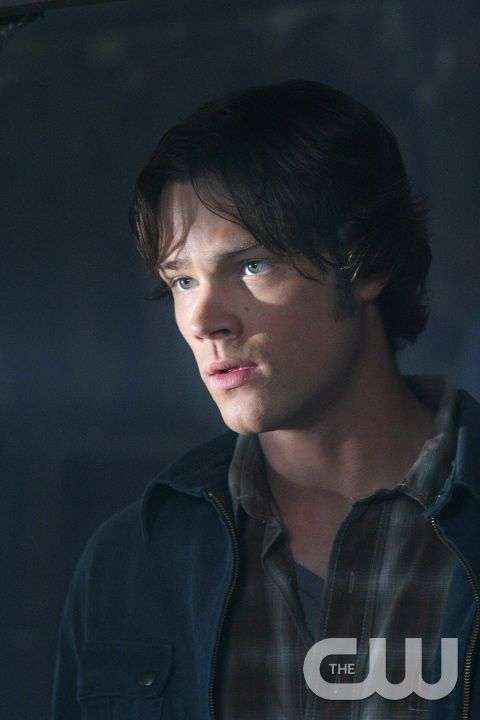 """""""Hunted""""   Jared Padalecki as Sam in SUPERNATURAL on The CW. Photo: David Grey/The CW �2006 The CW Network, LLC. All Rights Reserved.pn"""