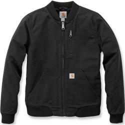 Photo of Carhartt Crawford Women's Bomber Jacket Black L CarharttCarhartt