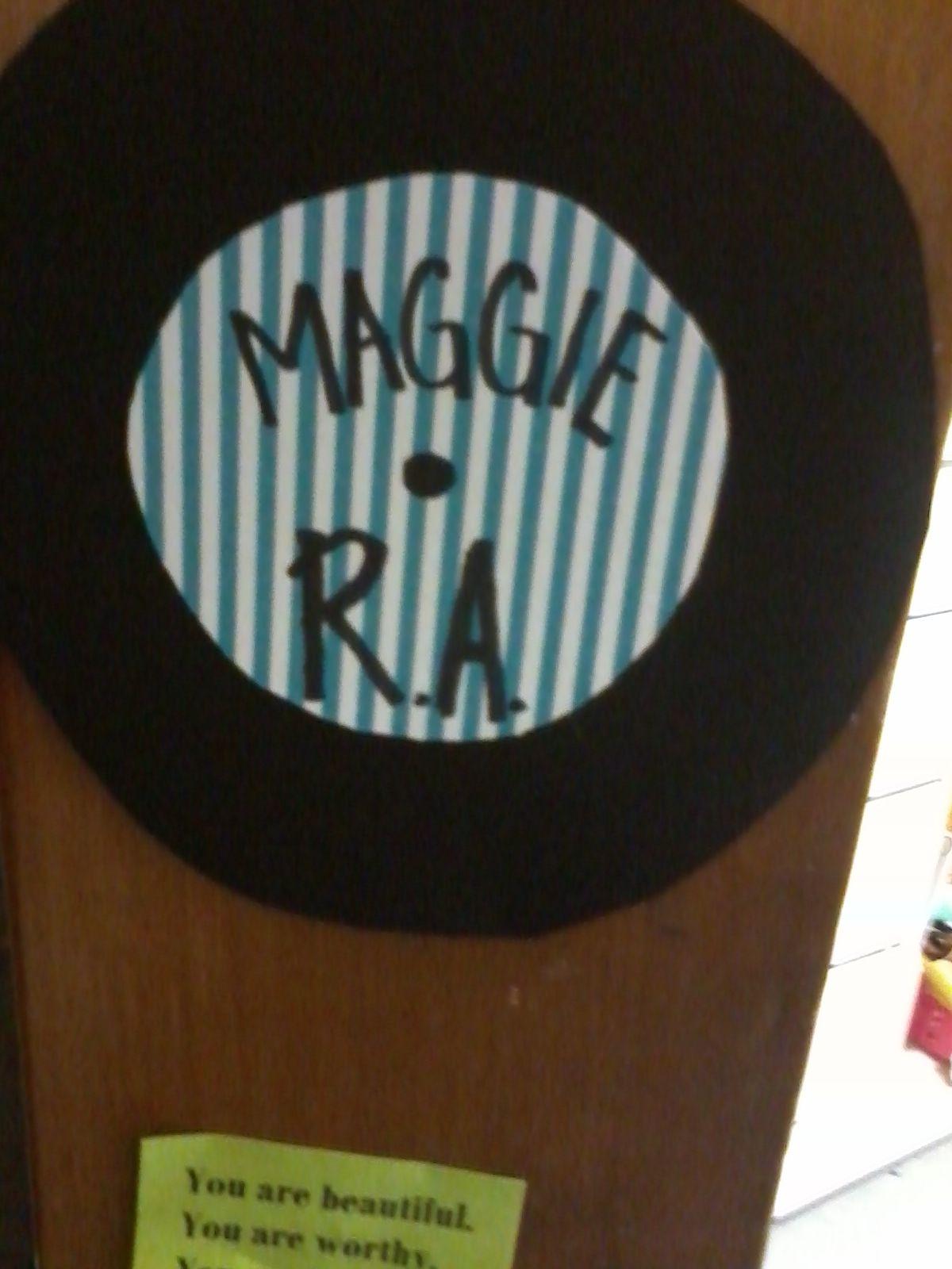 my vinyl record door dec & my vinyl record door dec | #thatRAlife | Pinterest | Vinyls Vinyl ... Pezcame.Com