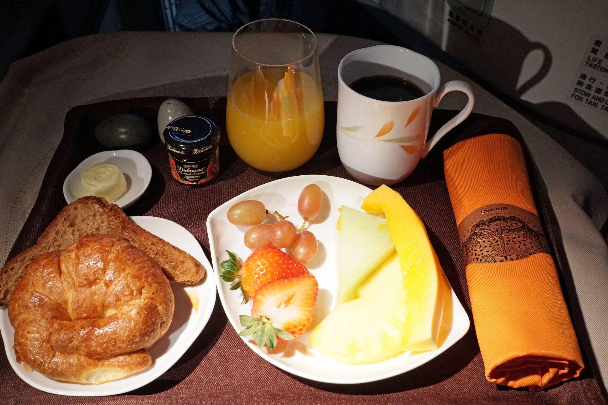 EVA Air Meal in 2020 Food, Meals, Fruit plate