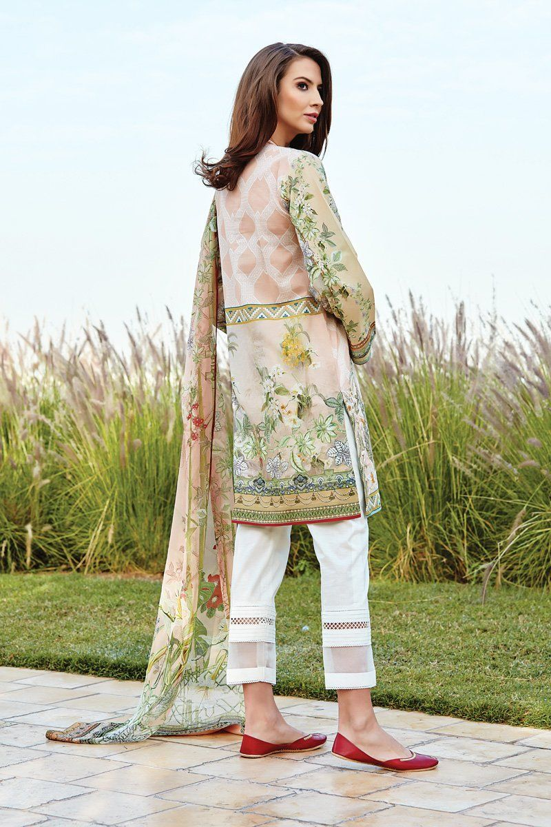575f0934ff Printed Pakistani unstitched dress at a best price by Baroque Isabella lawn  Collection  springcollection  spring  readytowear  pretwear  unstitched   online ...