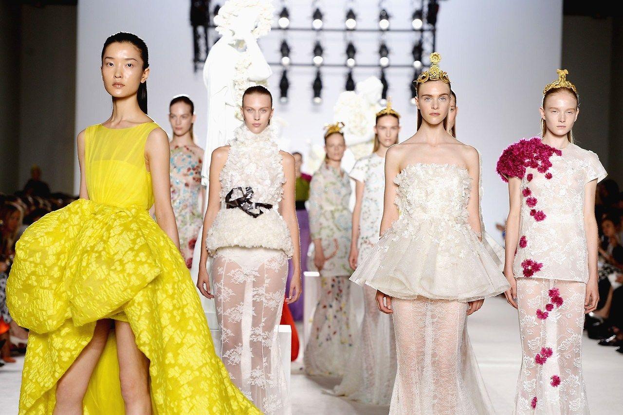 Giambattista Valli-Haute couture 2014