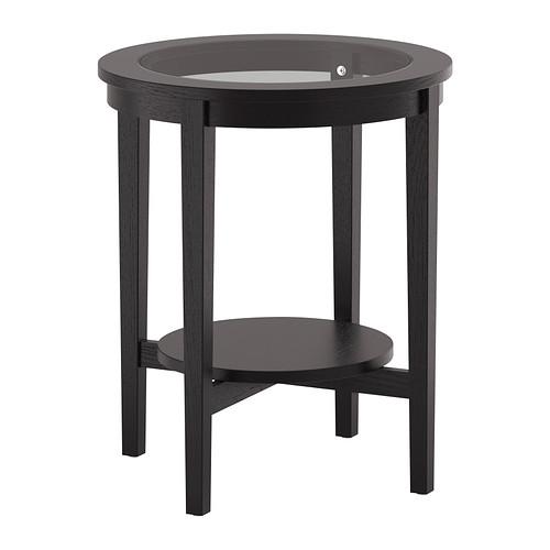 Nachttisch Schwarzbraun