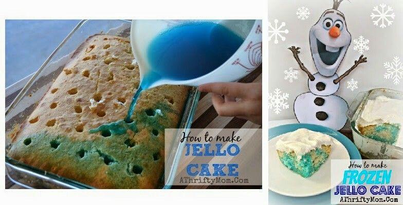 Bolo com gelatina azul: é bem simples de fazer! Asse o bolo normalmente, pode ser daquele de caixinha. Depois que estiver pronto, deixe a massa esfriar. Com uma colher de pau, faça furos no bolo. Em seguida, prepare duas embalagens de gelatina azul, dissolvendo o pó com 2 xícaras e meia de água quente. Espalhe a mistura sobre o bolo, especialmente sobre os buracos feitos com a colher de pau. Cubra o bolo e deixe na geladeira por, no mínimo, 4 horas. Antes de servir, cubra o bolo com um…