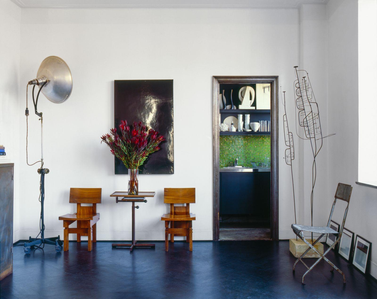 Village home interior design  names every design lover should know  david mann elle decor and