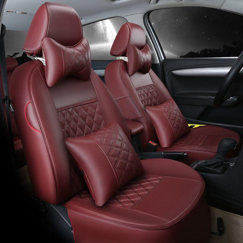 Car Seat Covers Cushion For Wrangler Sahara Liberty Grand Cherokee Lincoln Navigator Town MKX Solstice