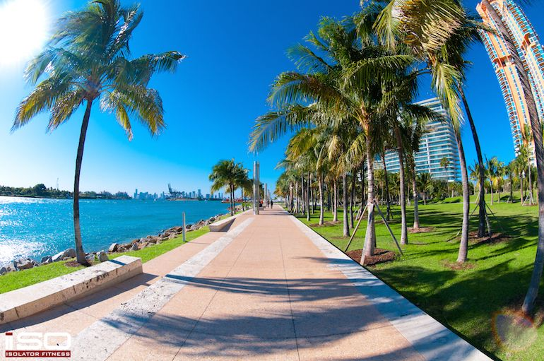Miami Beach Desktop Wallpaper Click To