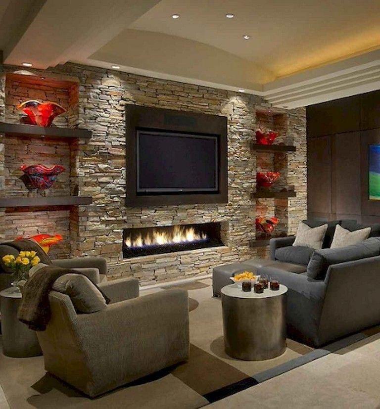 59 best tv wall living room ideas decor on a budget