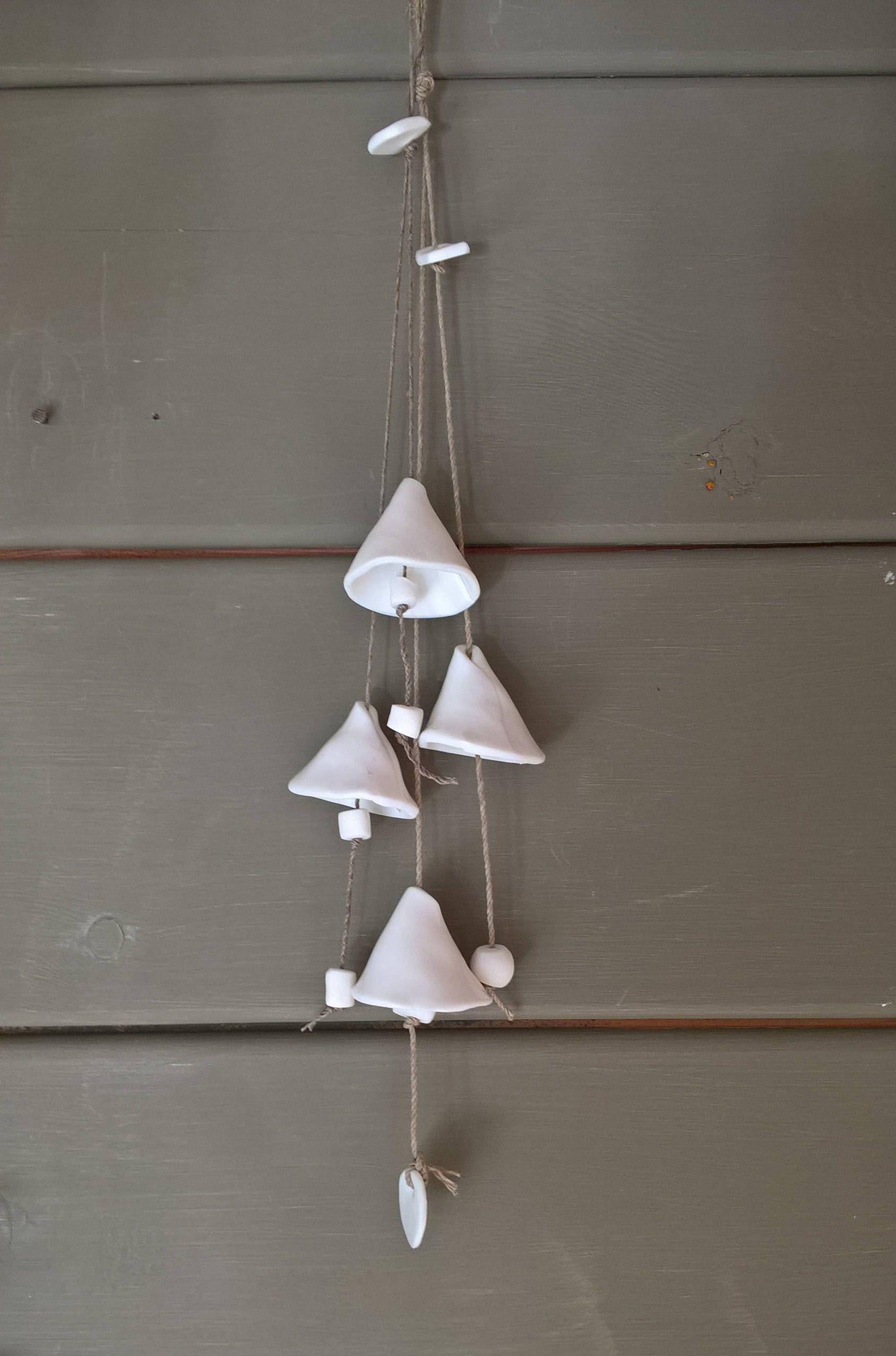 Decorative Ceramic Bells